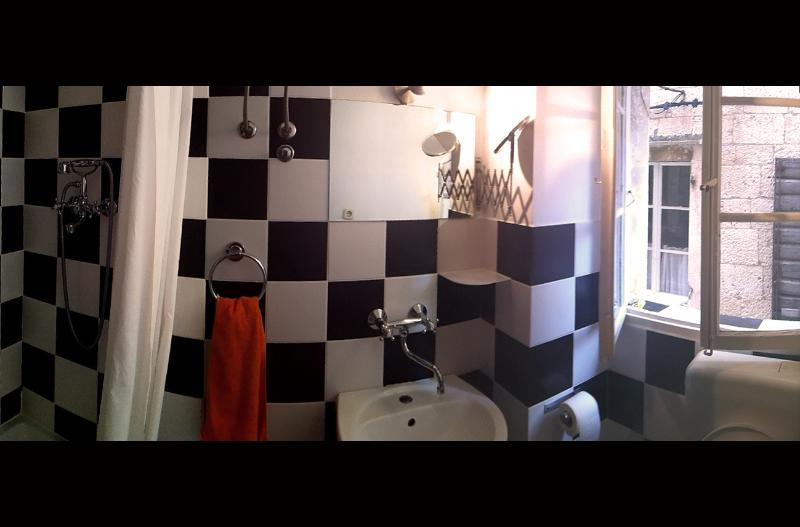 toilette first floor