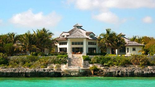 KettleStone Villa from the Ocean