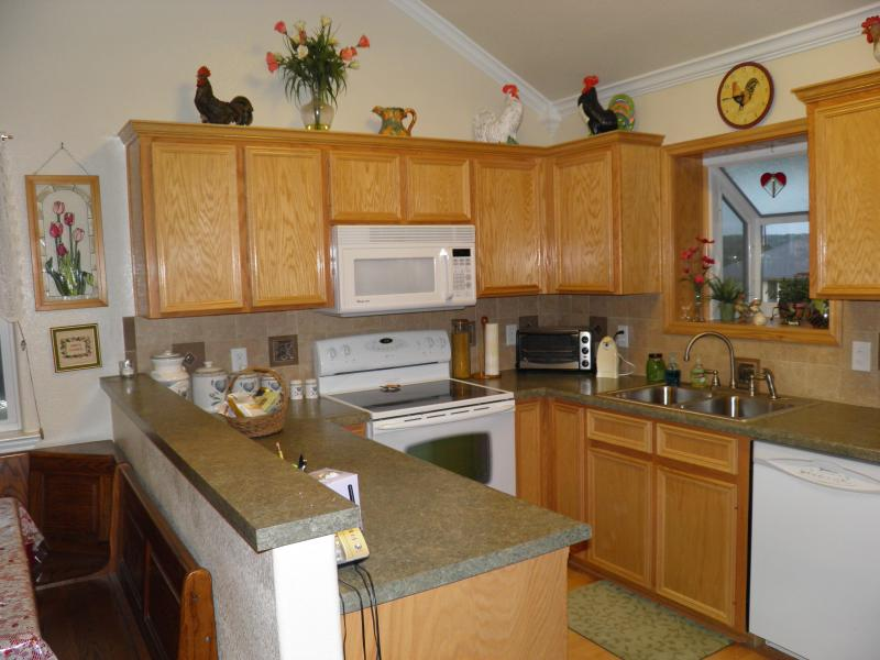 Kitchen - all electric appliances
