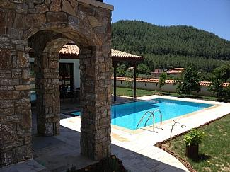 PRIVATE LUXURY VILLA WITH POOL IN AKYAKA / GOKOVA  TURKEY, holiday rental in Kadikale