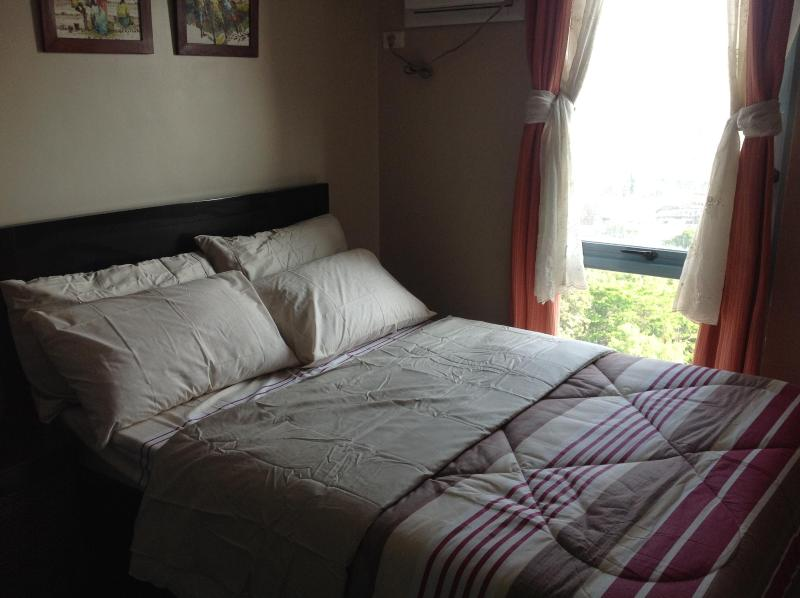 Slaapkamer #3 (dubbele grootte bed)