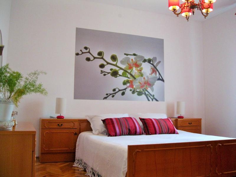 Spacious bedroom (16 square meters)