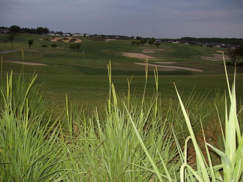 Golf Course at Highlands Reserve