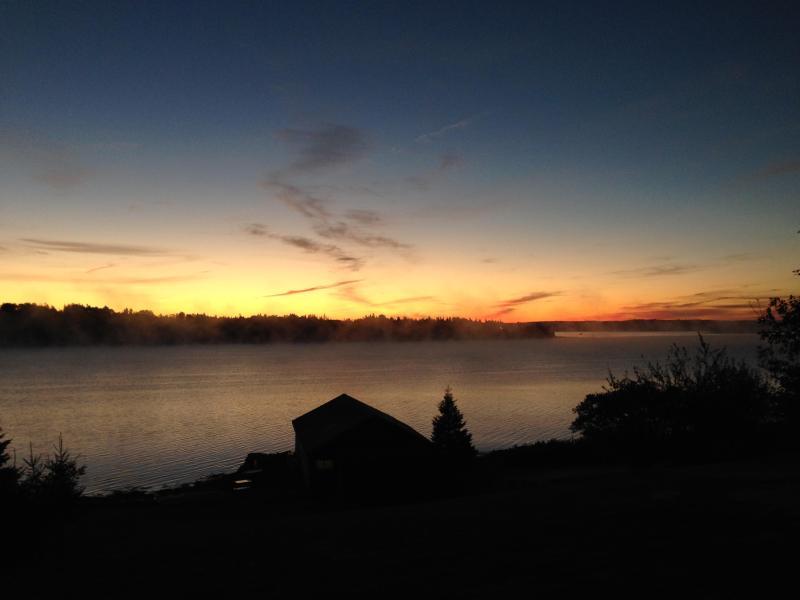 Unforgettable sunrises.