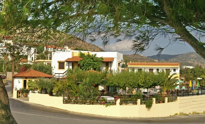 Agia Pelagia best View  Apartment Pennystella No 9, holiday rental in Ligaria