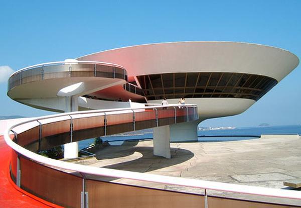 Museum MAC in Niterói
