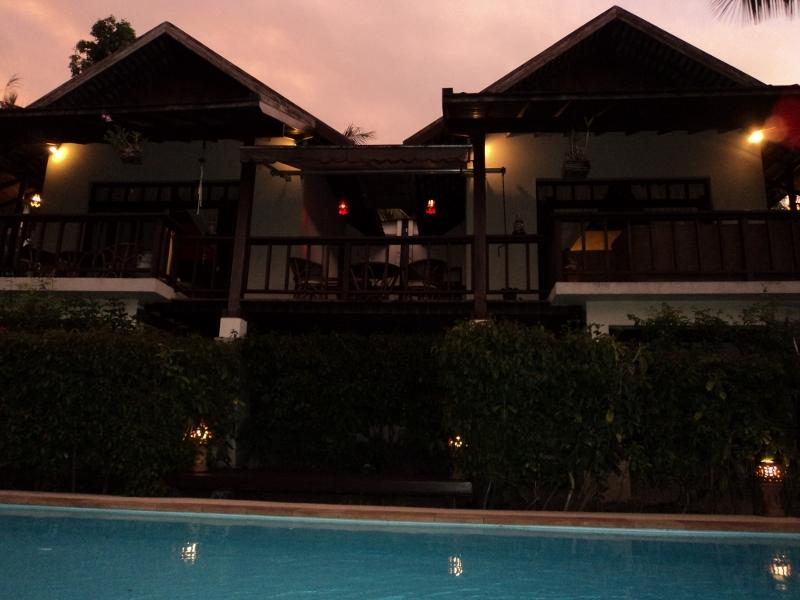 VILLA SAMADHI - private swimmingpool - free wifi, holiday rental in Mae Nam