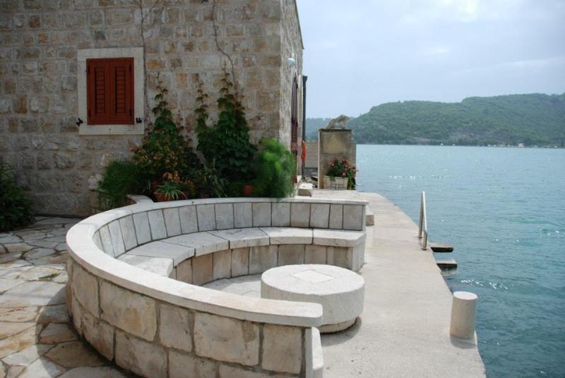 Sea house,terrace