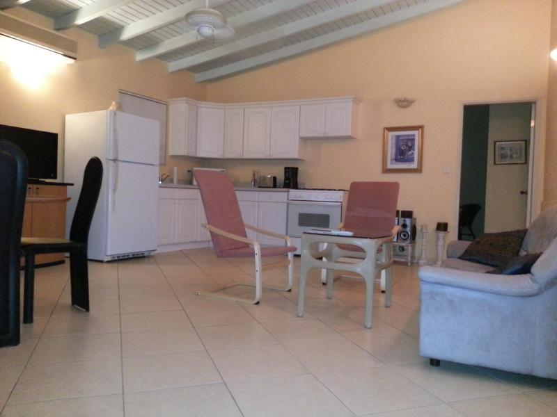 Upper floor grand suite