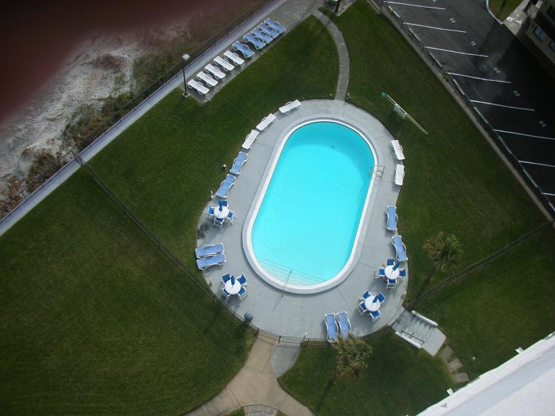 Come on down and enjoy the pool...