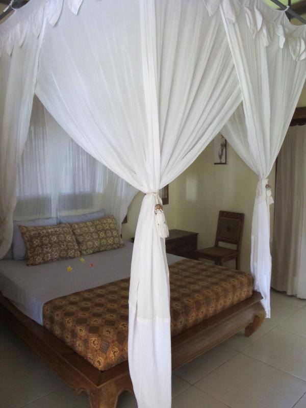 Master camera da letto con letto matrimoniale