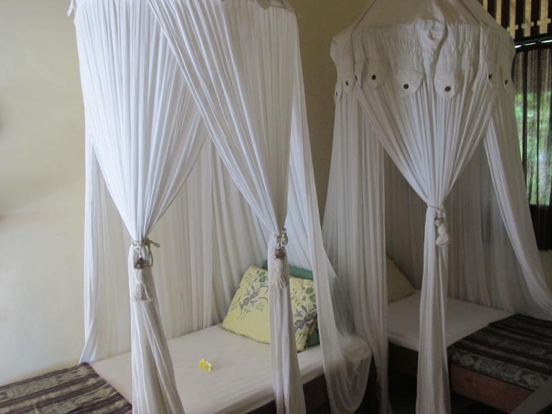 camera nr 3, 2 letti singoli (può essere trasformato in letto matrimoniale)