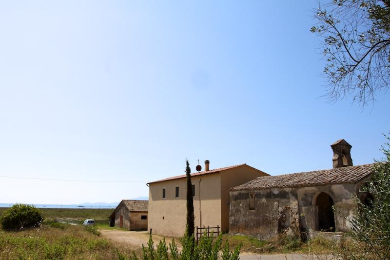 Talamone, Historic Farmhouse by the Sea, holiday rental in Collecchio