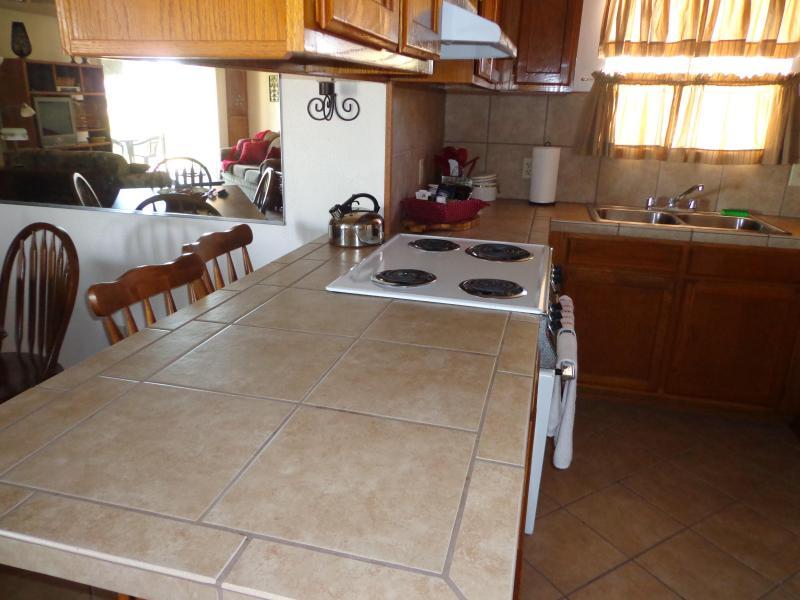 keuken/eetkamer