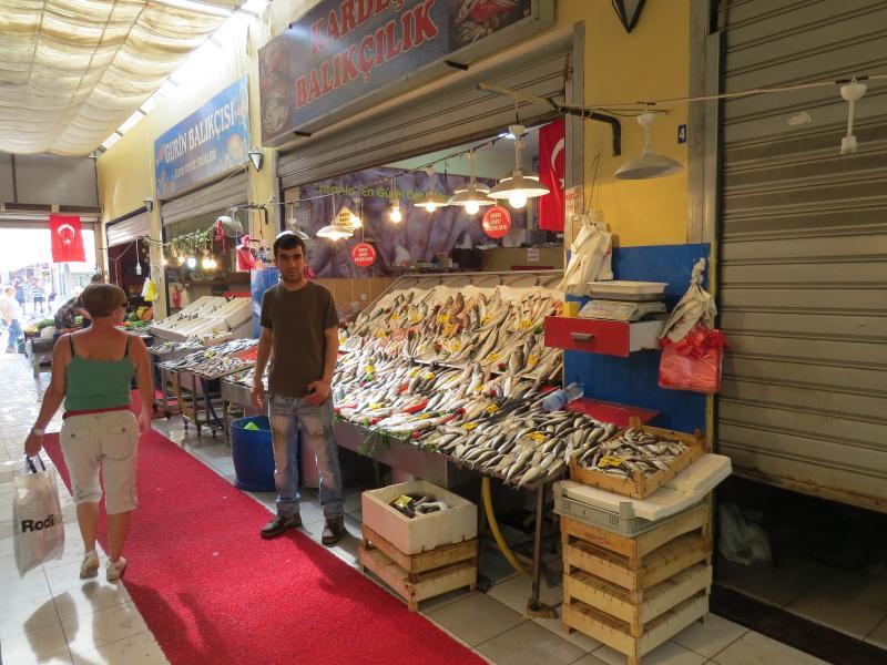 Mercato di Milas