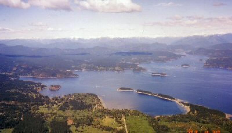 Canot ou Kayak Hoskynn Channel