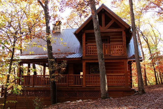 Cinnamon Valley - 'The Elk Lodge', holiday rental in Eureka Springs