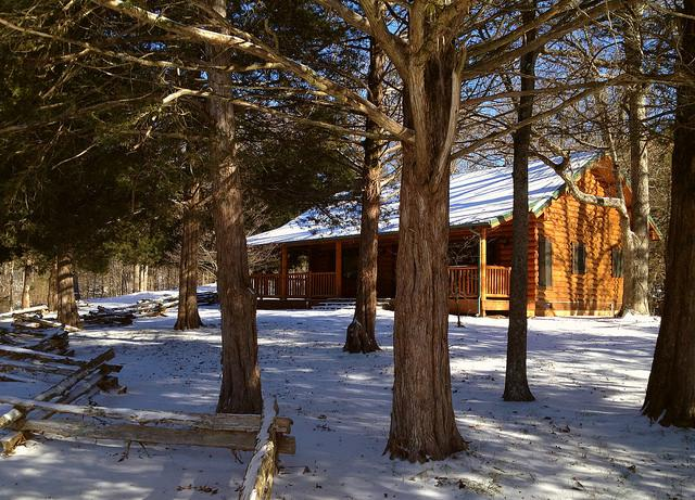 Cinnamon Valley - 'The Cattail', vacation rental in Eureka Springs