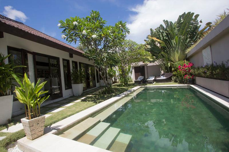 Villa Damai - Tranquil Hideaway in North Umalas