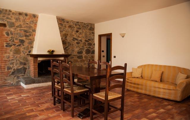 Farm house Le Querce, vakantiewoning in Torre Alfina