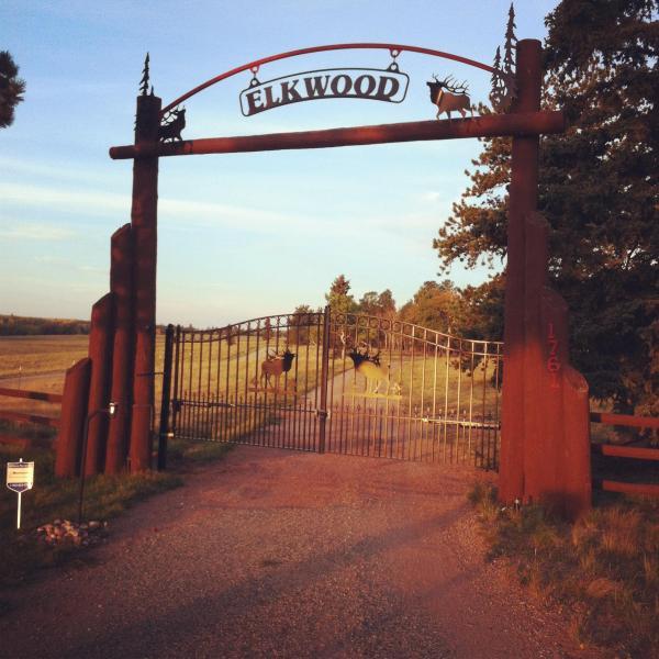 Elkwood Ranch entry