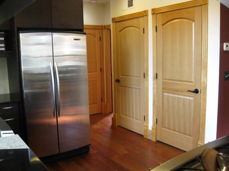 Refrigerador de la cocina
