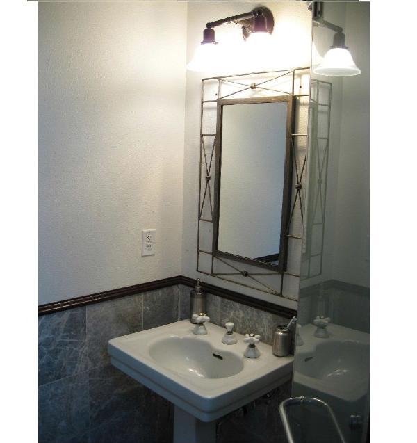 Lavabo de Pedestal baño