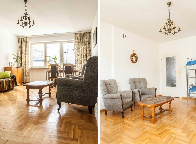 NIEBO1 cozy and comfortable 52m2, vacation rental in Warsaw