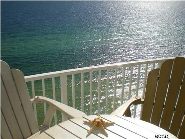 Enjoy the Spectacular view from the 22nd floor at Emerald Isle-w/BEACH CHAIRS, alquiler de vacaciones en Panama City Beach