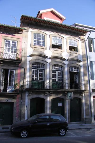 1800's Building