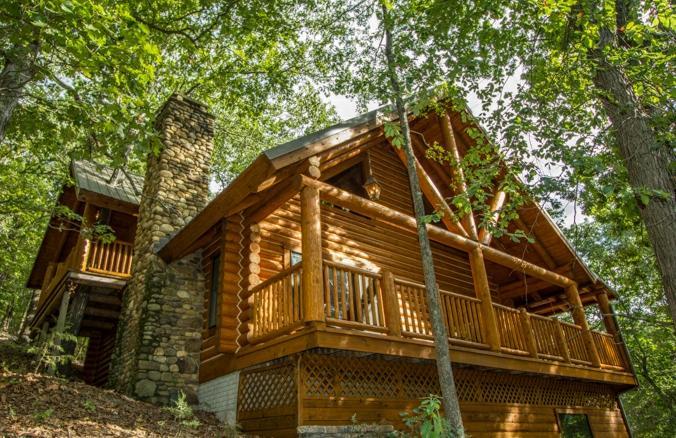 Cinnamon Valley - 'The Mountaineer', holiday rental in Eureka Springs