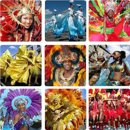 The Famous Notting Hill Carnival