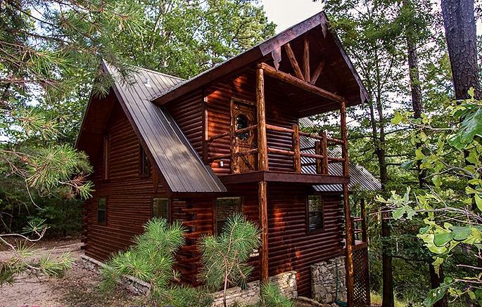 Cinnamon Valley - 'The Hideaway', holiday rental in Eureka Springs