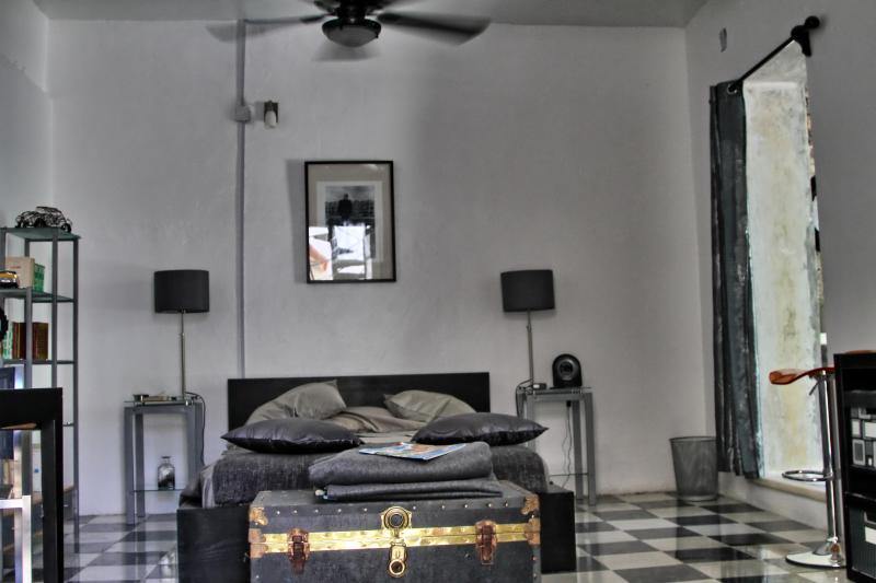 BNB La Pantera Negra Black and White Room, location de vacances à Merida