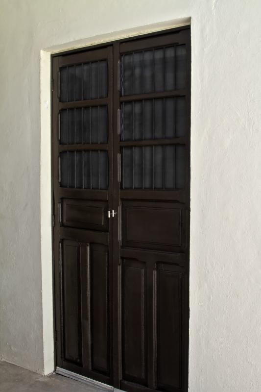 Portes de chambre