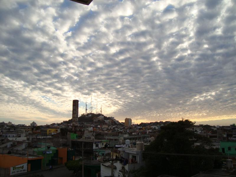 Spectacular Views of Mazatlan - Puff Clouds