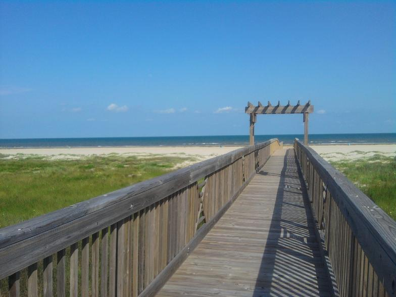 Walk-over to Private Beach.  Pointe West has 3 miles of private, pedestrian only beach with no cars!