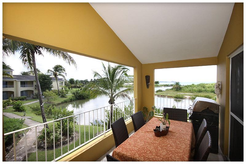 Dickenson Bay Beach Condo, holiday rental in All Saints
