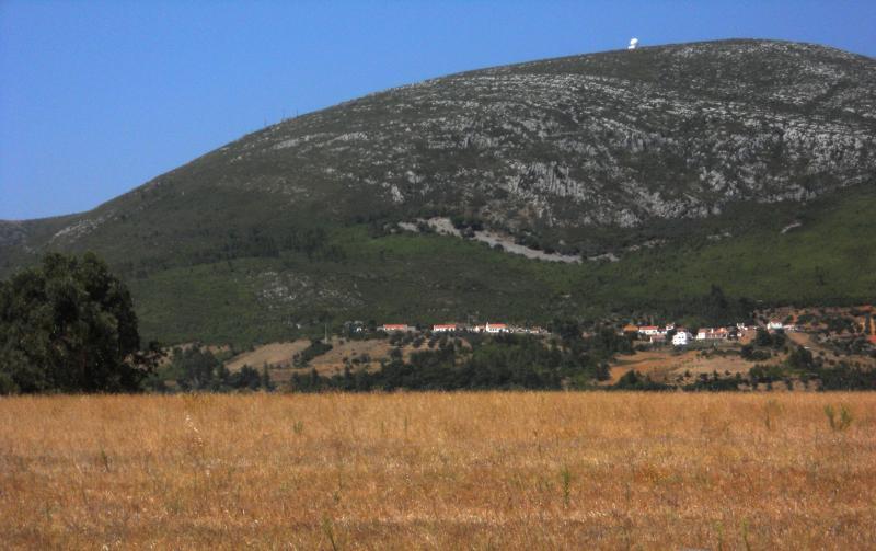 Mountain of Montejunto