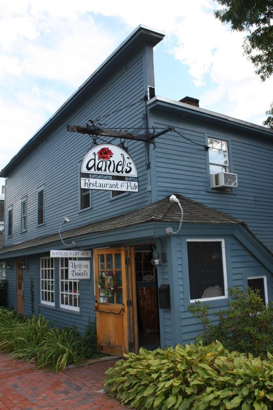 Daniel's on the Contoocook River