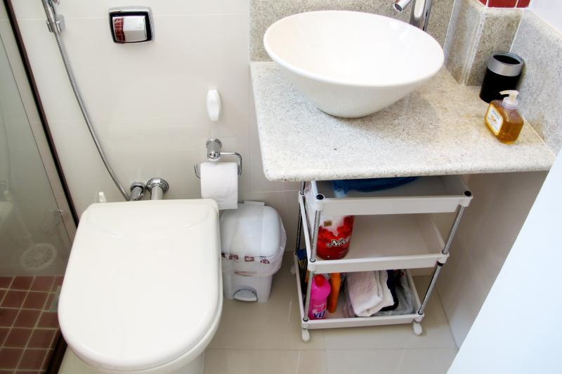 The bathroon