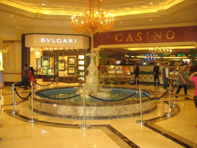 Newport Mall y casino