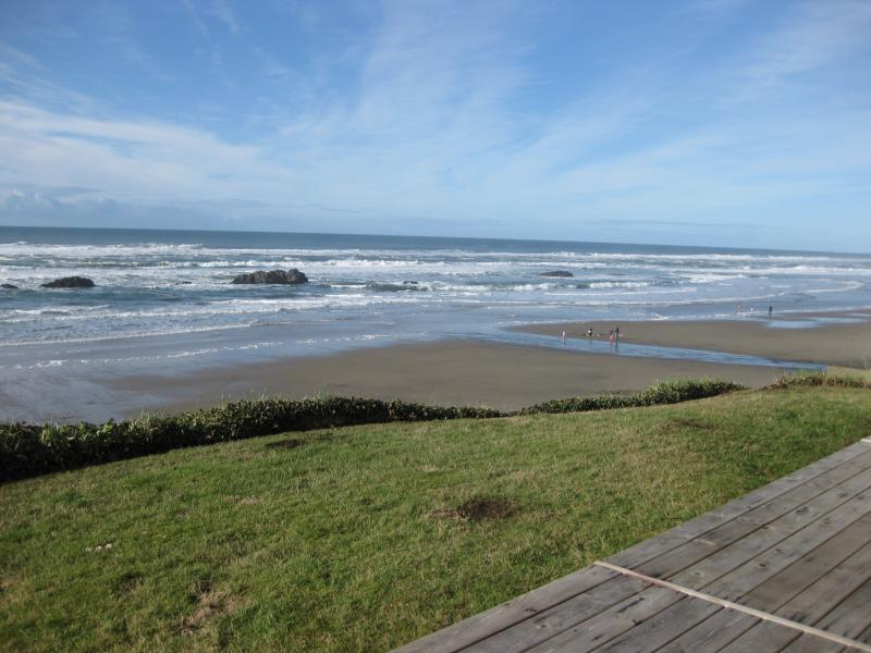 Pacific Ocean Calling You
