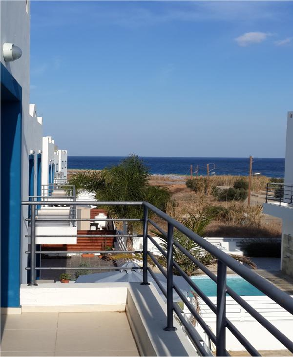 The Sea view from the balcony!!!