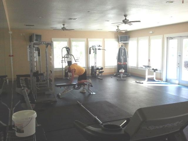 Fitness Center at the Beach Club