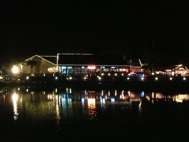 Murrells Inlet at Night