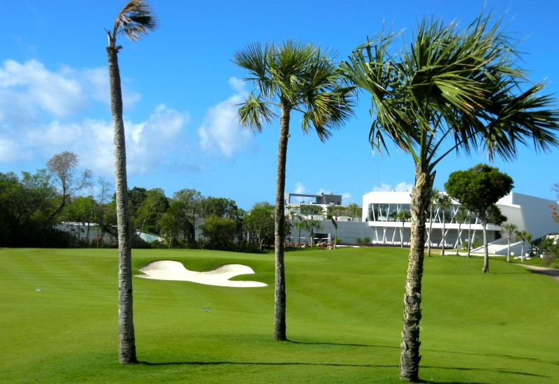 Grand Coral Golf Course -18th Hole