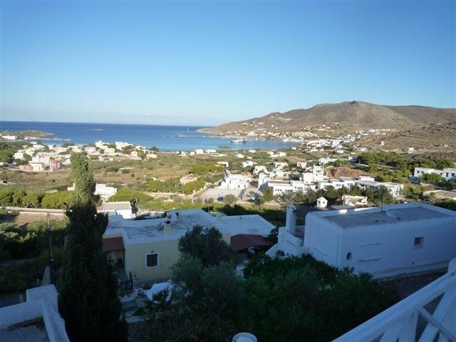 Spacious Villa with Amazing Sea View, 3 Bedroom, 2 Bath, A/C, holiday rental in Galissas