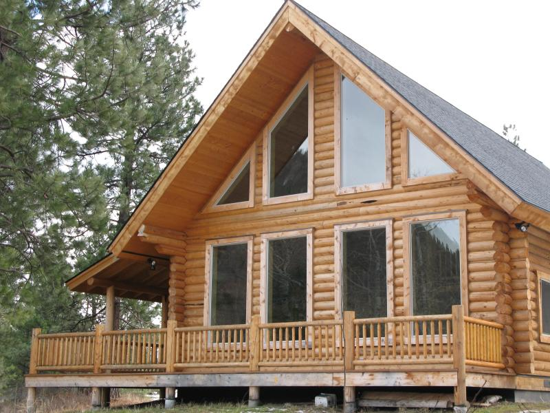 Log Cabin Hideaway, casa vacanza a Plains