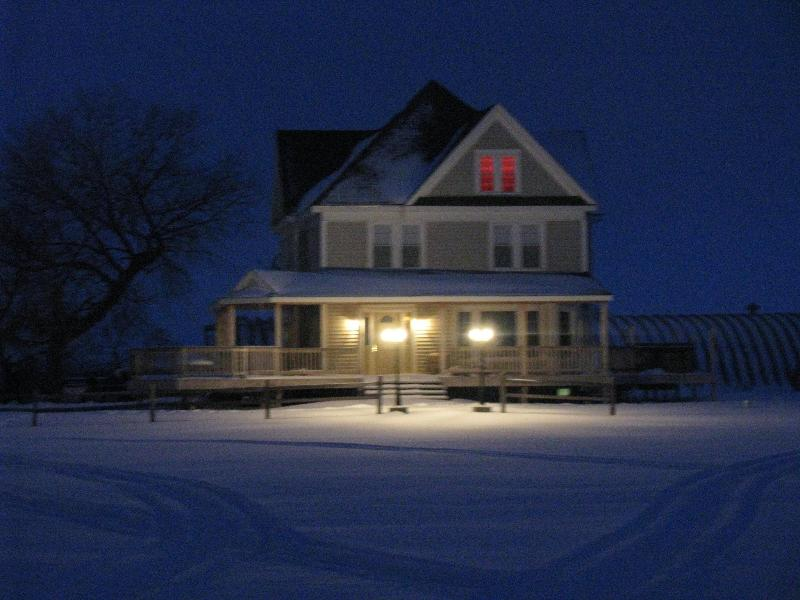 Jim River Ranch, holiday rental in Redfield
